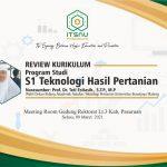 Workshop Review Kurikulum Program Studi S1 Teknologi Hasil Pertanian Fakultas Teknik